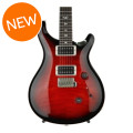 PRS Custom 24 Figured Top - Blood Orange Smokeburst with Blood Orange Binding, Pattern Regular NeckCustom 24 Figured Top - Blood Orange Smokeburst with Blood Orange Binding, Pattern Regular Neck