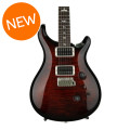 PRS Custom 24 Figured Top - Fire Red Smoke Wrap with Pattern Regular NeckCustom 24 Figured Top - Fire Red Smoke Wrap with Pattern Regular Neck