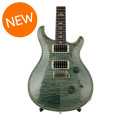 PRS Custom 24 Figured Top - Trampas Green with Pattern Regular NeckCustom 24 Figured Top - Trampas Green with Pattern Regular Neck