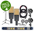 AKG C414XLII Pair with Focusrite IsaTwo Mic PreC414XLII Pair with Focusrite IsaTwo Mic Pre