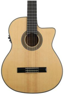 Washburn C64SCE - Natural