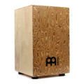 Meinl Percussion Traditional String Cajon - Makah-Burl Frontplate with Gig BagTraditional String Cajon - Makah-Burl Frontplate with Gig Bag