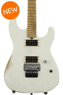 Friedman Cali Standard - Vintage White, Birdseye Maple Fingerboard