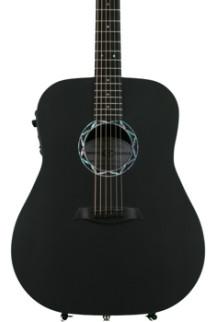 Composite Acoustics Legacy - Raw Carbon Fiber Top, Satin Back