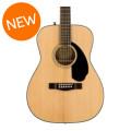 Fender CC-60S Concert-Sized Acoustic - Natural