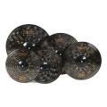 Meinl Cymbals Classics Custom Dark Cymbal Box Set - Free 18