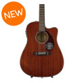 Fender CD-140SCE Dreadnought - Natural MahoganyCD-140SCE Dreadnought - Natural Mahogany