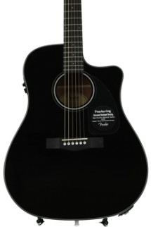 Fender CD-60CE - Black