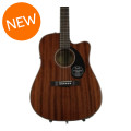 Fender CD-60SCE Dreadnought - Natural MahoganyCD-60SCE Dreadnought - Natural Mahogany