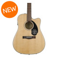 Fender CD-60SCE Dreadnought - NaturalCD-60SCE Dreadnought - Natural