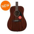 Fender CD-60S Dreadnought - Natural Mahogany