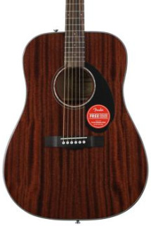 Fender CD-60S - Natural Mahogany