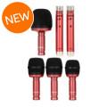 Avantone Pro CDMK-6 - 6-Mic Drum Mic KitCDMK-6 - 6-Mic Drum Mic Kit