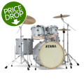 Tama CK52KS Superstar Classic 5-piece Shell Pack - White SparkleCK52KS Superstar Classic 5-piece Shell Pack - White Sparkle