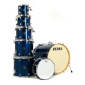 Tama CK72S Superstar Classic 7-piece Shell Pack - Indigo SparkleCK72S Superstar Classic 7-piece Shell Pack - Indigo Sparkle