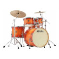 Tama Superstar Classic 5-piece Shell Pack - Tangerine Lacquer Burst