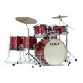 Tama Superstar Classic 7-piece Shell Pack - Cherry Wine LacquerSuperstar Classic 7-piece Shell Pack - Cherry Wine Lacquer