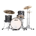 Ludwig Classic Maple Downbeat 20 Shell Pack - Vintage Black Oyster PearlClassic Maple Downbeat 20 Shell Pack - Vintage Black Oyster Pearl