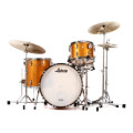 Ludwig Classic Maple Fab 22 Shell Pack - Gold Sparkle