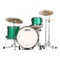 Ludwig Classic Maple Pro Beat 24 Shell Pack - Green SparkleClassic Maple Pro Beat 24 Shell Pack - Green Sparkle