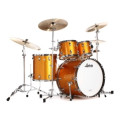 Ludwig Classic Maple Mod 22 Shell Pack - Gold Sparkle