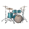 Ludwig Classic Maple Mod 22 Shell Pack - Teal SparkleClassic Maple Mod 22 Shell Pack - Teal Sparkle