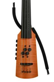 NS Design CR4 Fretless Omni Bass -Amber
