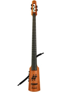 NS Design CR4 Fretted Omni Bass - Amber