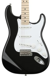 Fender Custom Shop Eric Clapton Signature Stratocaster - Black