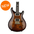 PRS Custom 22 10-Top - Black Gold Wrap Burst with Pattern Regular NeckCustom 22 10-Top - Black Gold Wrap Burst with Pattern Regular Neck
