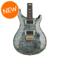 PRS Custom 22 10-Top - Faded Whale Blue with Pattern Regular NeckCustom 22 10-Top - Faded Whale Blue with Pattern Regular Neck