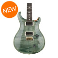 PRS Custom 22 10-Top - Trampas Green with Pattern Regular NeckCustom 22 10-Top - Trampas Green with Pattern Regular Neck