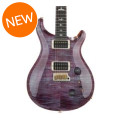 PRS Custom 22 10-Top - Violet with Pattern Regular NeckCustom 22 10-Top - Violet with Pattern Regular Neck