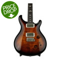 PRS Custom 22 10-Top - Black Gold Wrap Burst with Pattern Thin NeckCustom 22 10-Top - Black Gold Wrap Burst with Pattern Thin Neck