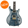 PRS Custom 22 Piezo 10-Top - Faded Whale Blue with Pattern Regular NeckCustom 22 Piezo 10-Top - Faded Whale Blue with Pattern Regular Neck