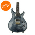 PRS Custom 22 Piezo Figured Top - Faded Whale Blue with Pattern NeckCustom 22 Piezo Figured Top - Faded Whale Blue with Pattern Neck