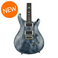 PRS Custom 24 10-Top - Faded Whale Blue with Nickel HardwareCustom 24 10-Top - Faded Whale Blue with Nickel Hardware