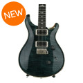 PRS Custom 24 10-Top - Slate Blue with East Indian Rosewood NeckCustom 24 10-Top - Slate Blue with East Indian Rosewood Neck