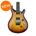 PRS Custom 24 Floyd Rose 10-Top - McCarty Tobacco Sunburst with Pattern Thin Neck