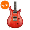 PRS Custom 22 Figured Top - Blood Orange with Pattern NeckCustom 22 Figured Top - Blood Orange with Pattern Neck