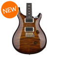 PRS Custom 24 10-Top - Black Gold Wrap Burst with Pattern Thin NeckCustom 24 10-Top - Black Gold Wrap Burst with Pattern Thin Neck