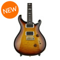 PRS Custom 24 10-Top - McCarty Tobacco Sunburst with Pattern Regular Neck