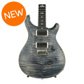 PRS Custom 24 10-Top - Satin Faded Whale Blue with Pattern Thin NeckCustom 24 10-Top - Satin Faded Whale Blue with Pattern Thin Neck