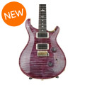 PRS Custom 24 10-Top - Violet with Pattern Regular Neck