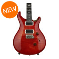 PRS Custom 24 Figured Top - Blood Orange with Pattern Regular NeckCustom 24 Figured Top - Blood Orange with Pattern Regular Neck