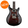 PRS Custom 24 Figured Top - Fire Red Burst with Pattern Regular NeckCustom 24 Figured Top - Fire Red Burst with Pattern Regular Neck