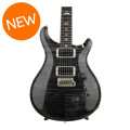 PRS Custom 24 Figured Top - Gray Black with Pattern Regular NeckCustom 24 Figured Top - Gray Black with Pattern Regular Neck