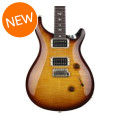 PRS Custom 24 Figured Top - McCarty Tobacco Sunburst with Pattern Regular Neck