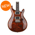 PRS Custom 24 Figured Top - Orange Tiger with Pattern Thin Neck