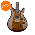 PRS Custom 24 Piezo, 10-Top - Black Gold Wrap Burst with Pattern Regular NeckCustom 24 Piezo, 10-Top - Black Gold Wrap Burst with Pattern Regular Neck